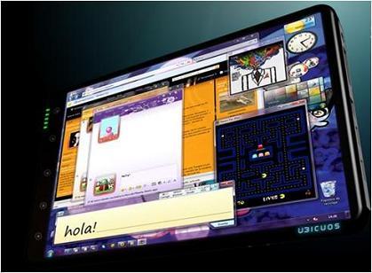 Tablet PC de Ubicuos